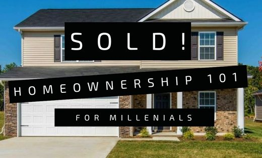 homeownership 101 for millenials